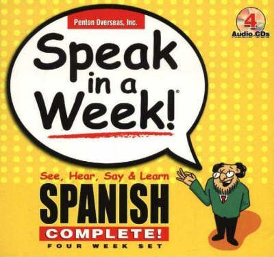 Spanish: Weeks 1-4
