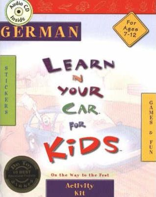 German Activity Kit