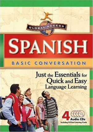 Global Access Mastering Spanish Basic Conversation