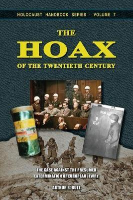 Image result for arthur butz hoax 20th century