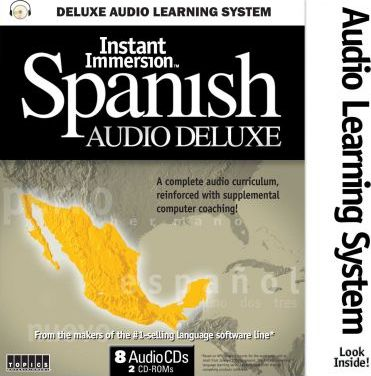 Instant Immersion Spanish Audio Deluxe