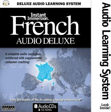 Instant Immersion French Audio Deluxe