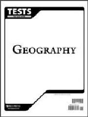 Geography Tests