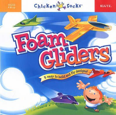 Foam Gliders: 6 Pack
