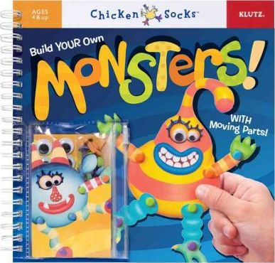 Build Your Own Monsters!