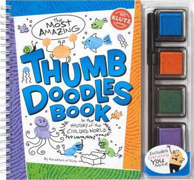 The Most Amazing Thumb Doodles in the History of the Civilised World