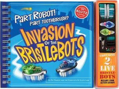 Invasion of the Bristlebots 6Pack