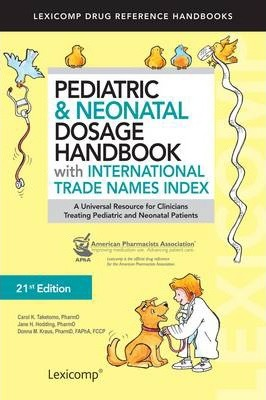 Paediatric Drug Dose Book