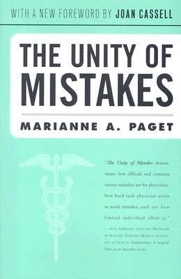 Cover of The Unity of Mistakes