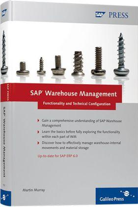 SAP Warehouse Management : Martin Murray : 9781592291335