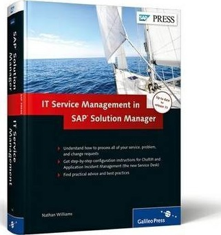 IT Service Management in SAP Solution Manager