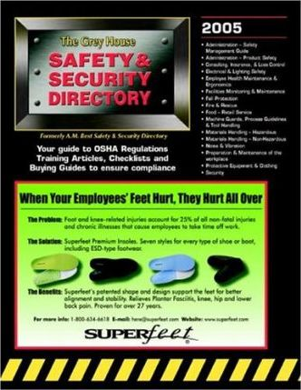 Grey House Safety & Security Directory, 2005