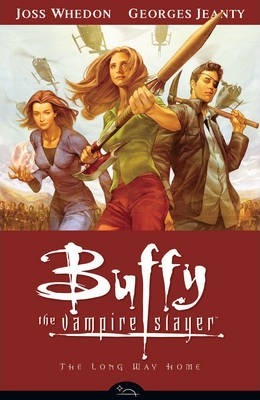 Buffy the Vampire Slayer: Long Way Home Season 8, Volume 1