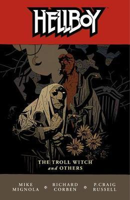Hellboy Volume 7: The Troll Witch And Others Cover Image