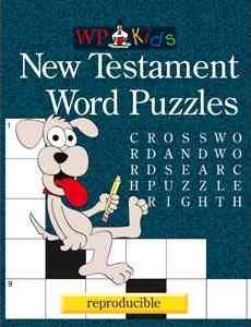 New Testament Word Puzzles