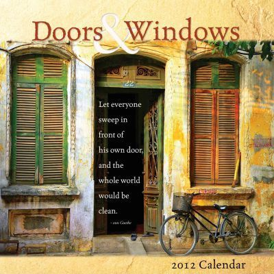Doors & Windows 2012 Calendar