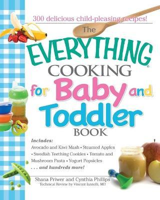 Everything Cooking for Baby and Toddler Book