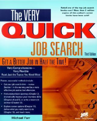 The Very Quick Job Search Michael Farr 9781593570071