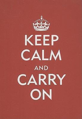 Small Journal Keep Calm and Carry on