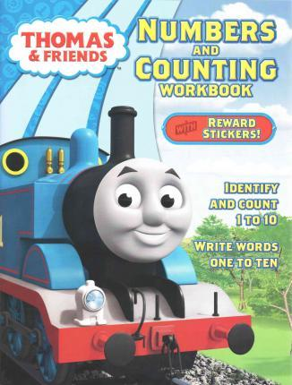Thomas & Friends Numbers and Counting Workbook