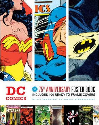 The Dc Comics 75th Anniversary Covers Collection