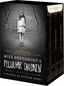 Miss Peregrines Peculiar Children Boxed Set