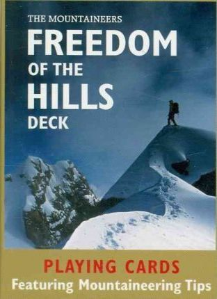 Freedom of the Hills Deck : 52 Playing Cards