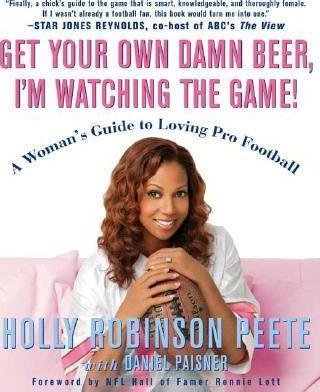 Get Your Own Damn Beer, I'm Watching The Game!