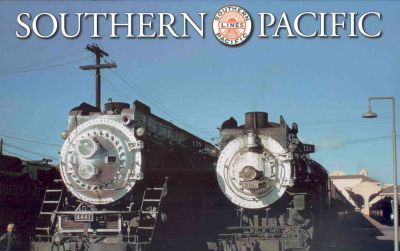 Southern Pacific 2007 Calendar