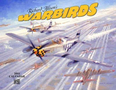 Richard Allison's Warbirds Wall Calendar