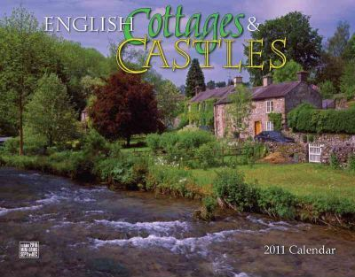 English Cottages & Castles Wall Calendar