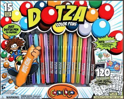 Dotza Color Pens KIt