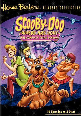 Scooby-Doo Where Are You! the Complete Third Season
