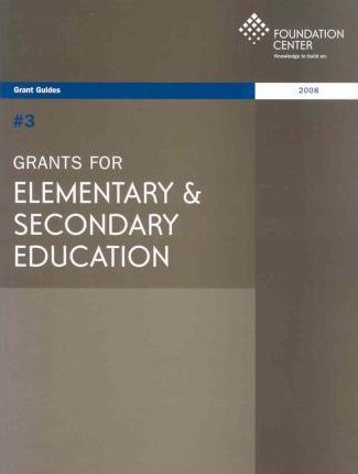 Grants for Elementary and Secondary Education, 2008