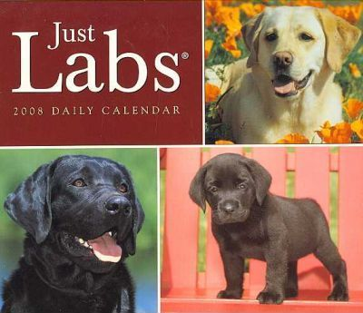 Just Labs 2008 Daily Calendar