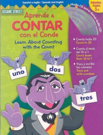Aprende a Contar Con El Conde/ Learn About Counting With the Count