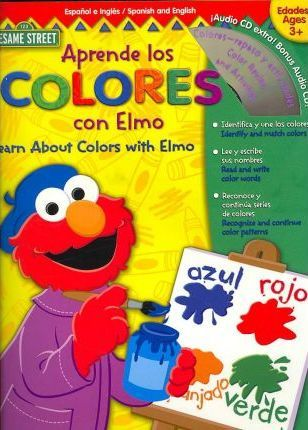 Aprende Los Colores Con Elmo/ Learn About Colors With Elmo