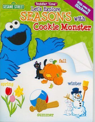 Let's Explore Seasons with Cookie Monster