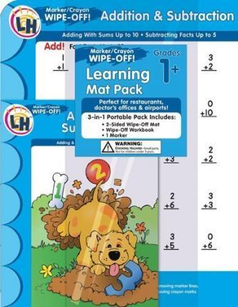 Addition & Subtraction Learning Mat Pack