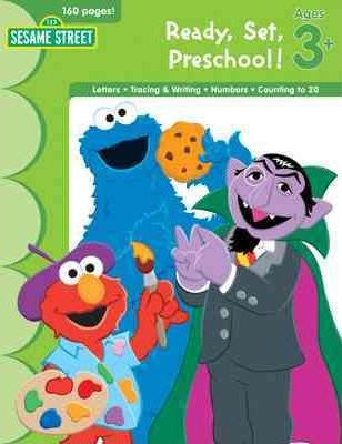 Sesame Street Ready, Set, Preschool! Workbook