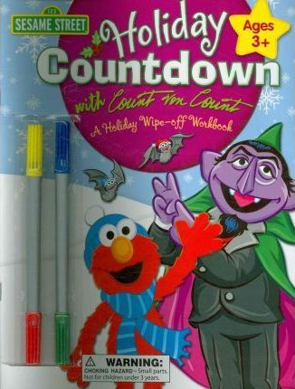 Sesame Street Holiday Countdown With Count Von Count