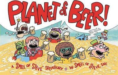 Planet Of Beer Cover Image