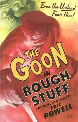 The Goon Volume 0 Rough Stuff (2nd Edition)