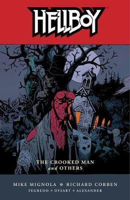 Hellboy Volume 10: The Crooked Man And Others Cover Image