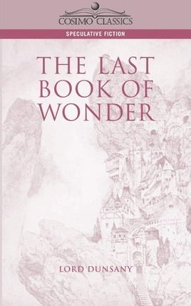 The Last Book of Wonder Cover Image