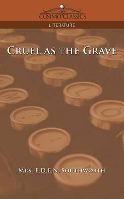 Cruel as the Grave Cover Image