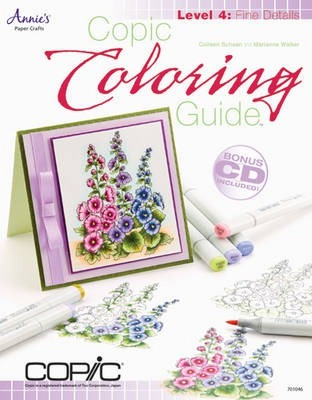 Copic Coloring Guide Level 4: Fine Details : Marianne Walker ...