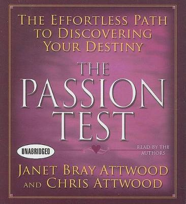 The Passion Test Book