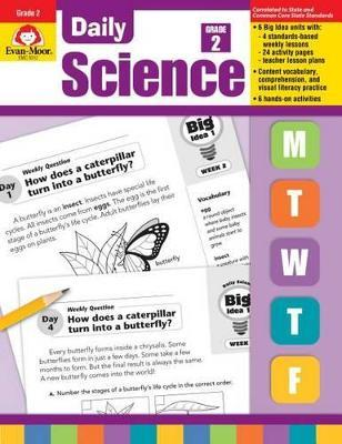 Daily Science Grade 2 : Evan-Moor Educational Publishers : 9781596734203