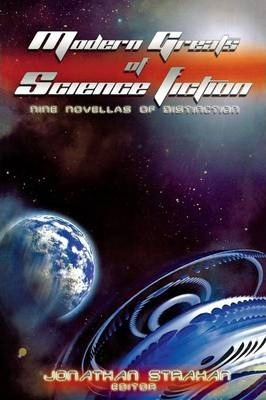 Modern Greats of Science Fiction Cover Image